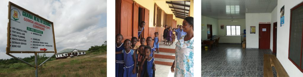 Akoti Schule und Klinik Milani Export | Magazin Freshbox