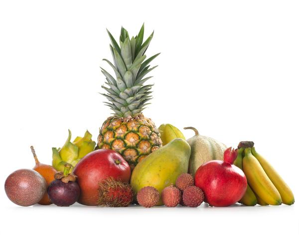Freshbox Früchte