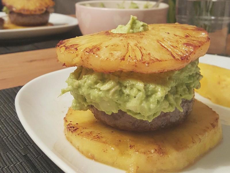 Ananasburger - Magazin Freshbox