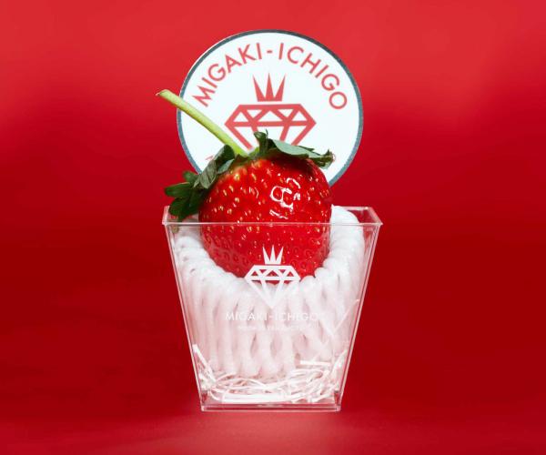 Migaki Ichigo Erdbeere   Magazin Freshbox