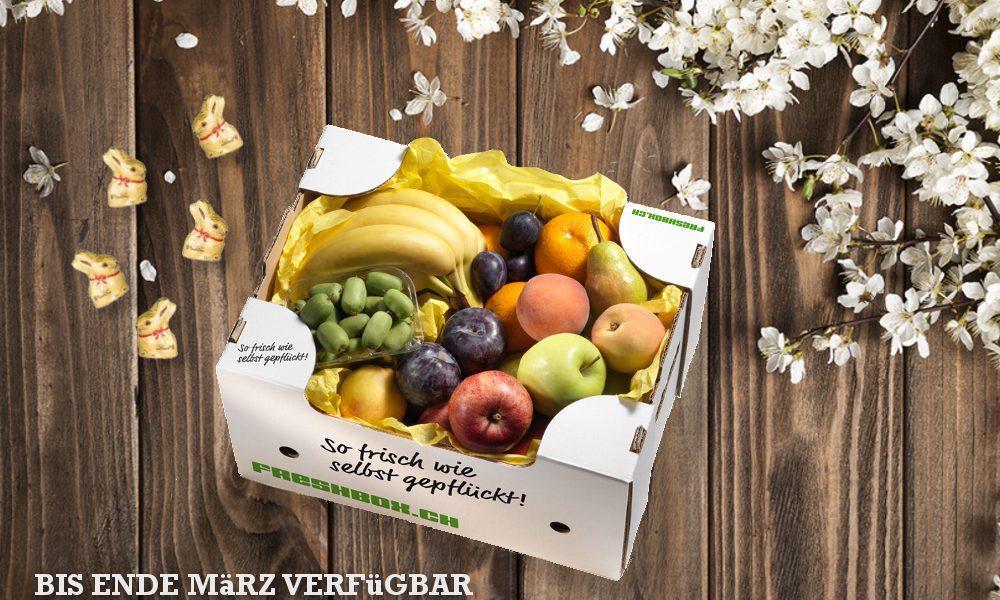 Früchtebox | Osterbox Freshbox