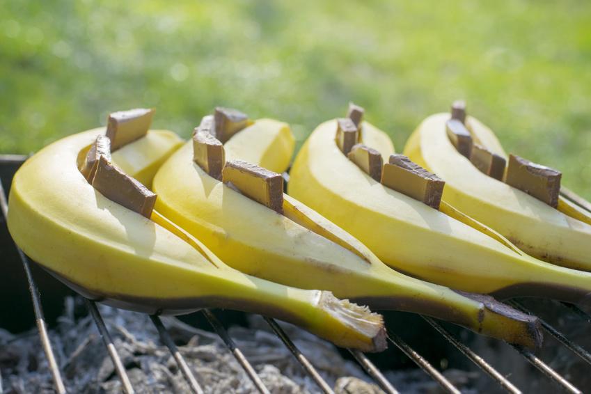 Schoggi Banane   Magazin Freshbox