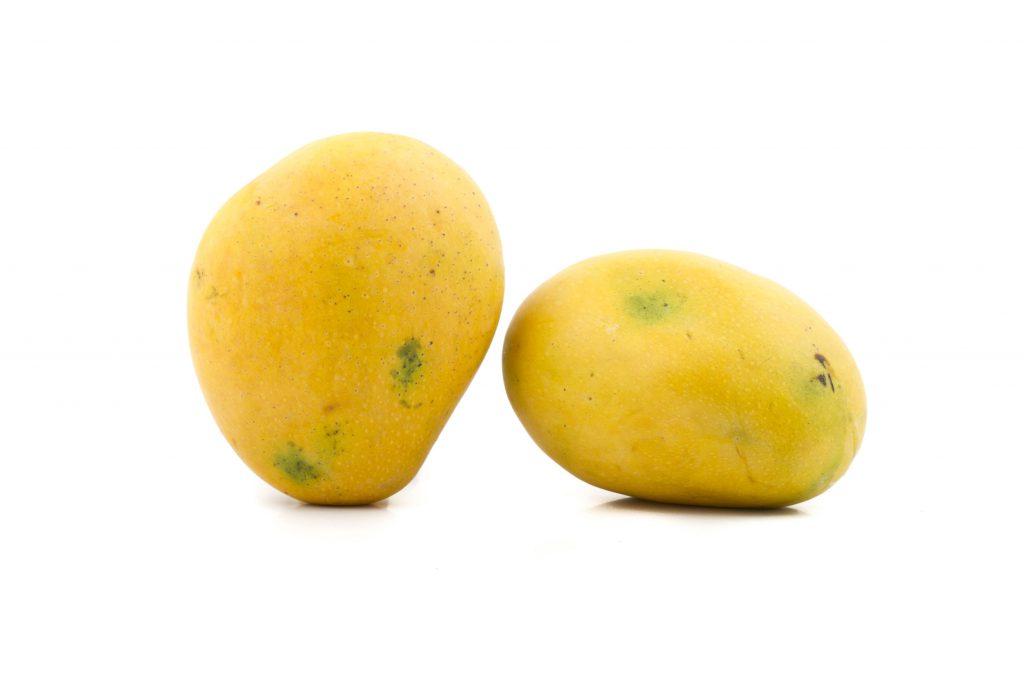 Tropical fruits Badam Mango