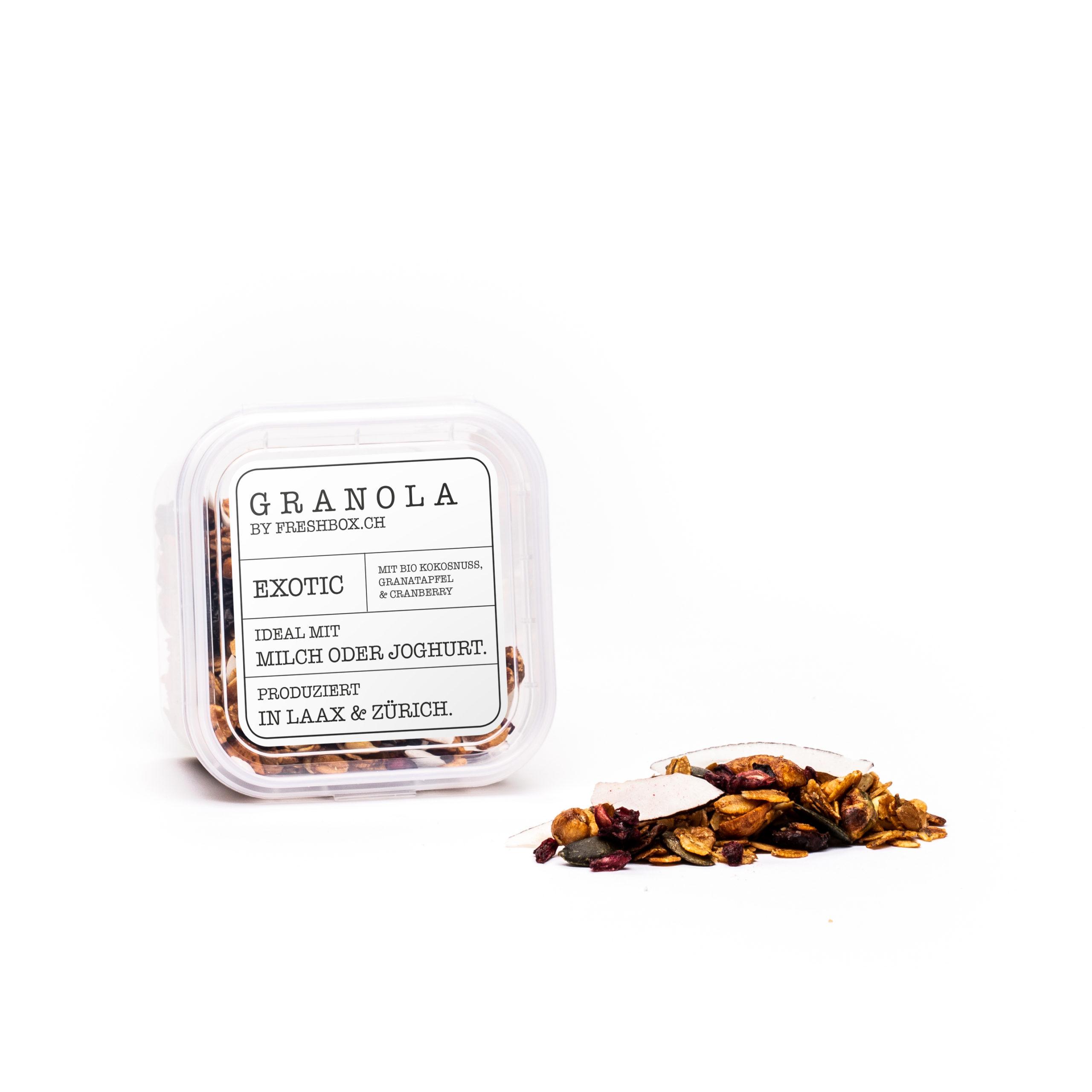 Granola Exotic